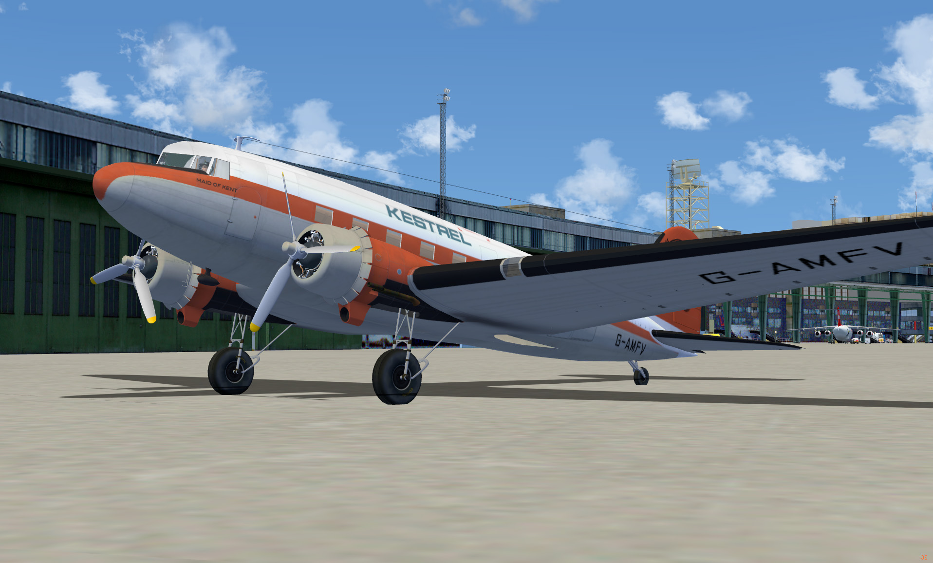 FlightGear forum • View topic - DC-3/C-47/Dakota Liveries